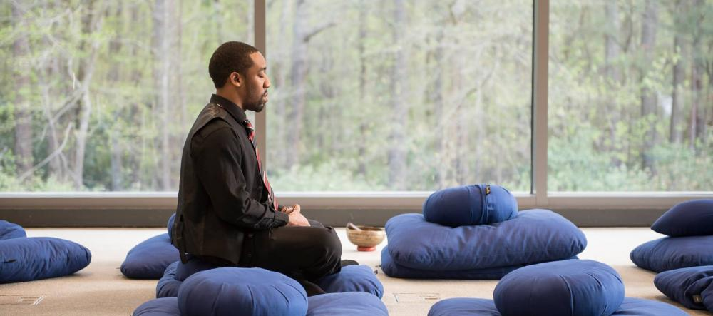 Mindfulness is the key to unlocking your own inner thoughts