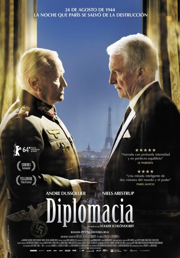 HCC's International Film Festival: The Power of Diplomatie