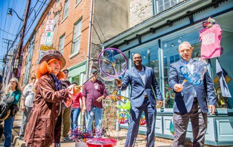 Magic Returns to Main Street Ellicott City