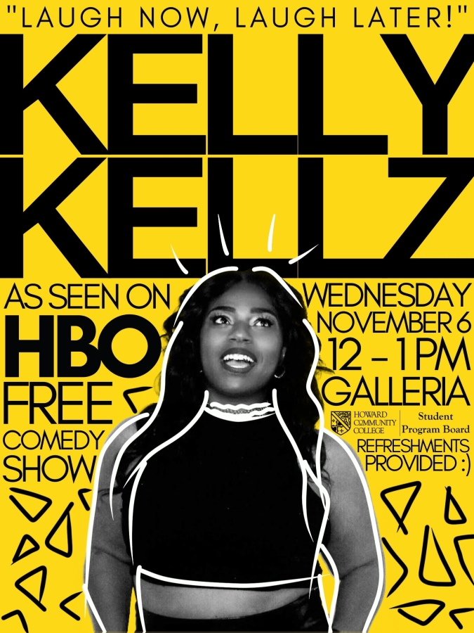 Kelly Kellz Comes to HCC