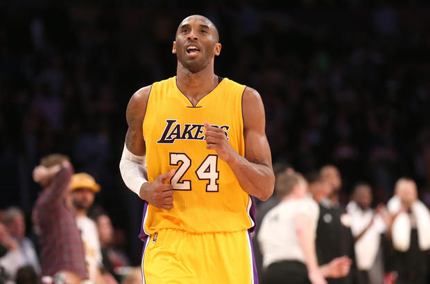 LOS+ANGELES%2C+CA+-+JANUARY+13%3A++Kobe+Bryant+%2324+of+the+Los+Angeles+Lakers+