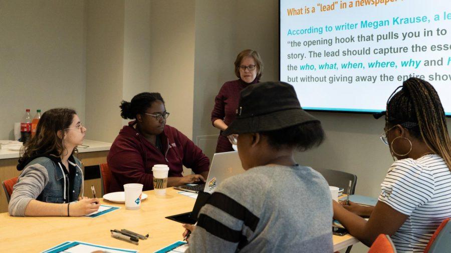 HCC Times: Staff Workshop