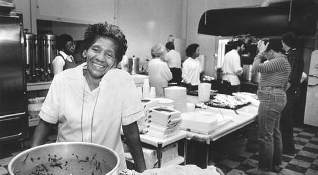 "Legendary advocate for the homeless and hungry Beatrice ""Bea"" Gaddy, was known by many as the ""Mother Teresa of Baltimore."" (Courtesy Photo)"